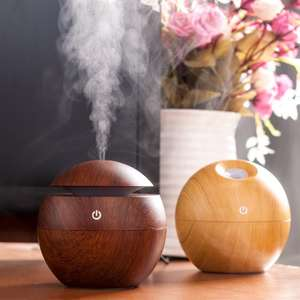 KBAYBO Aroma Essential Oil Diffuser USB Portable 130ml Touch Sensitive 6 Color LED Lights Changing £10.99 Prime / £14.98 Non Prime @ Amazon (KBAYBOLIFE and Fulfilled by Amazon)