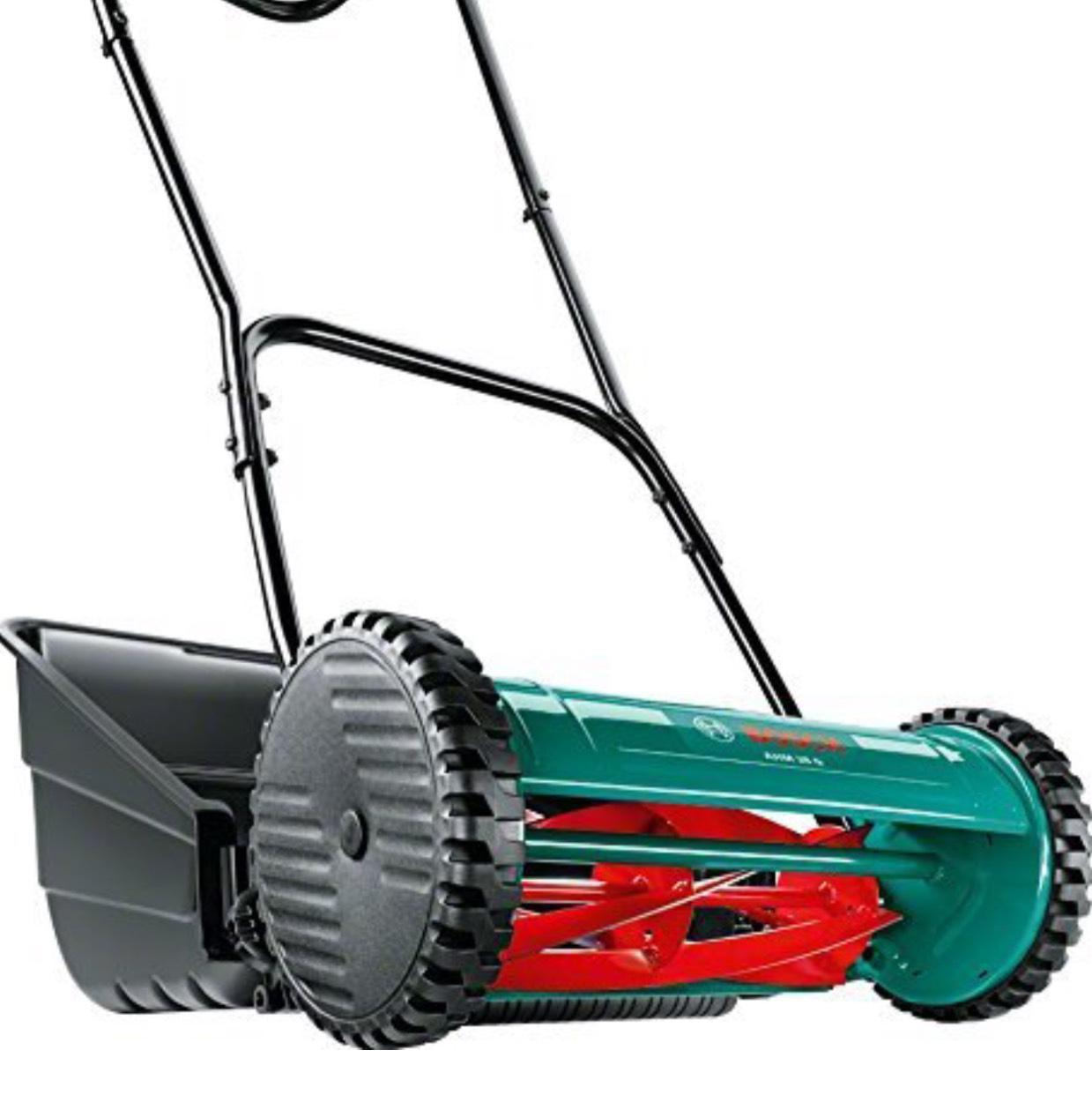 Bosch AHM 38 G Manual Garden Lawn Mower £38 @ Amazon
