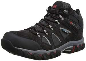 Karrimor Bodmin IV Weathertite mens hiking boots £31.50 @ Amazon (sizes 6-11)