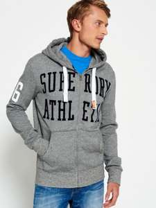 Mens Superdry Hoodies Selection - Various Styles - £24.99 @ Superdry Ebay store