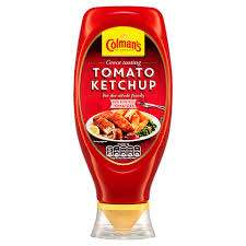 Colman's Tomato Ketchup 800g £1 @ Iceland