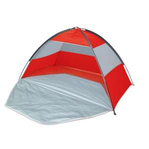 Wilton Bradley Beach Tent Red UPF 40 Sun Protection Shelter - £10.99 delivered @ theactivelifestore