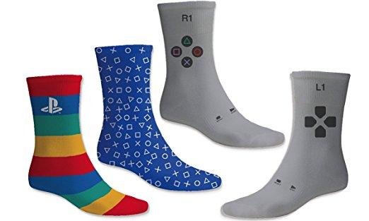 Playstation Socks £3.99 Delivered @ Grainger Games