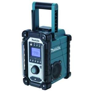 Makita DMR102 Job Site AM/FM Radio, £71.99 @ Wickes