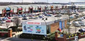 Not for everyone but bargain buys at meadowhall retail park closing down sale