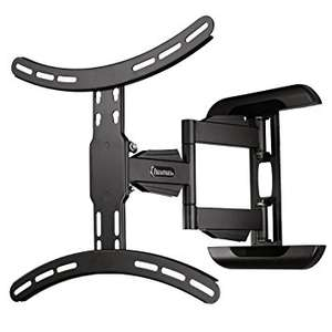 Hama TV Wall Bracket Fullmotion XL for 32 - 56 Inch Screen Diagonal and max. 25 kg VESA 400 x 400 Black used @ amazon warehouse from £10.85 (£15.55 delivered non Prime)