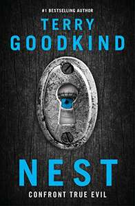 Nest by Terry Goodkind 99p on Kindle @ Amazon