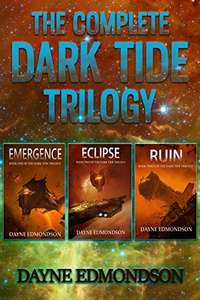 Save £5.97  on This Sci-Fi Box Set -  The Complete Dark Tide Trilogy: A Seven Stars Collection Kindle Edition  - Free Download @ AMazon