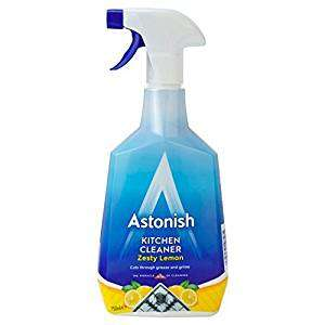 Astonish kitchen cleaner - 40p - amazon add on item