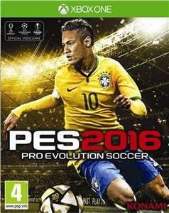 PES 2016: Pro Evolution Soccer - Xbox One £1.00 @ StudentComputers (OpenBox)