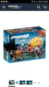 Playmobil 6005 Hawk knights with camoflauge wagon £11.97 @ Amazon (16.99 elsewhere)