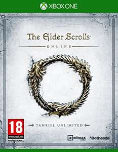 The Elder Scrolls Online: Tamriel Unlimited (Xbox One) £4.99 Delivered (Like New) @ Boomerang via eBay