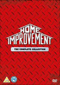 Home Improvement DVD complete seasons 1-8 box set 29 discs ZAVI with code
