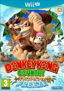 (USED) Donkey Kong Country: Tropical Freeze £12.41 MusicMagpie