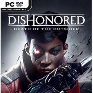 Dishonored death of the outsider (PC) £10 preorder @ Tesco