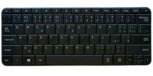 Microsoft Wedge Bluetooth Keyboard (Slovak layout) £4.99 ebay / trusted_goods
