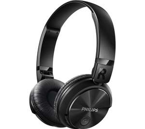 PHILIPS SHB3060BK Wireless Bluetooth Headphones - £29.99 @ Currys