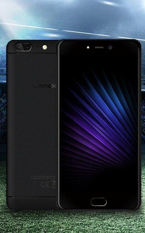 Leagoo T5 4G Phablet  -  4GB RAM 64GB ROM  BLACK £99.39 @ Gearbest