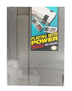 Playing with Power - Official NES Book - £10 @ The Works - Free c&c