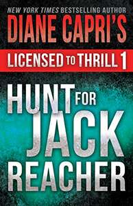 Hunt for Jack Reacher  By Diane Capri