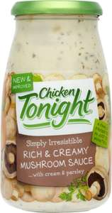 Chicken Tonight Spanish Chicken Cooking Sauce (500g) was £1.69 now £1.00 (Rollback Deal)  @ Asda