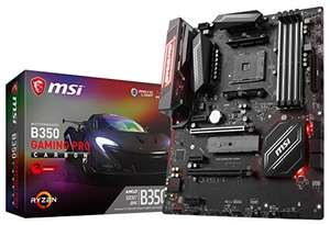 [Amazon.de] MSI B350 Gaming Pro Carbon AM4 Motherboard - £88 - prime exclusive