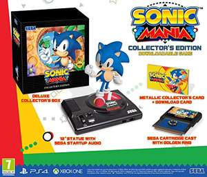 Sonic mania collectors edition PS4 £79.99 @ Amazon