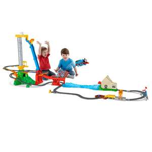 Thomas & Friends Trackmaster Thomas Sky High Bridge Playset £41.61 delivered @ Toys R Us