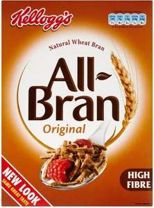 Kellogg's All-Bran Fibre Plus (750g) was £2.89 now 2 for £4.00 @ Waitrose