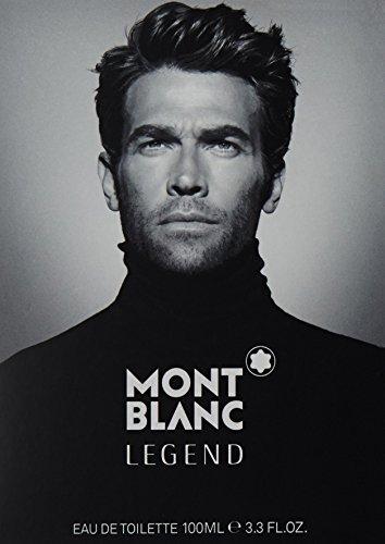 Mont Blanc Legend Eau De Toilette Spray for Him 100ml £33.50 @ Amazon