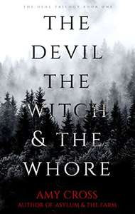 Scary Horror  - Amy Cross -  The Devil, the Witch and the Whore (The Deal Book 1) Kindle Edition  - Free Download @ Amazon