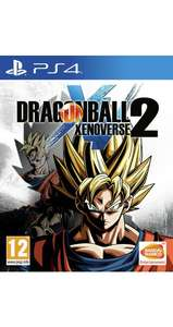 Dragonball Xenoverse 2 PS4 Game £33.99 @ Argos (Free C&C)