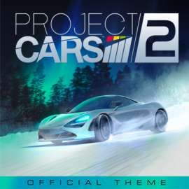 Project CARS 2 - Dynamic Theme (PS4) Free @ Bandai