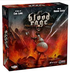 Blood Rage Board Game: Core Box - £49.99 Sold by TradePlus and Fulfilled by Amazon.