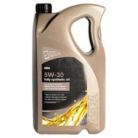 Dexos 2 Engine oil (Vauxhall but also other cars with DPF) £18 from ASDA