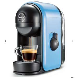 Half price Lavazza A Modo Mio Minù Coffee Maker, Light Blue @ John Lewis £34.95 (£2 C&C)