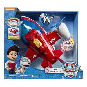 paw patrol air controller £20 instore @  Tesco Hartlepool.