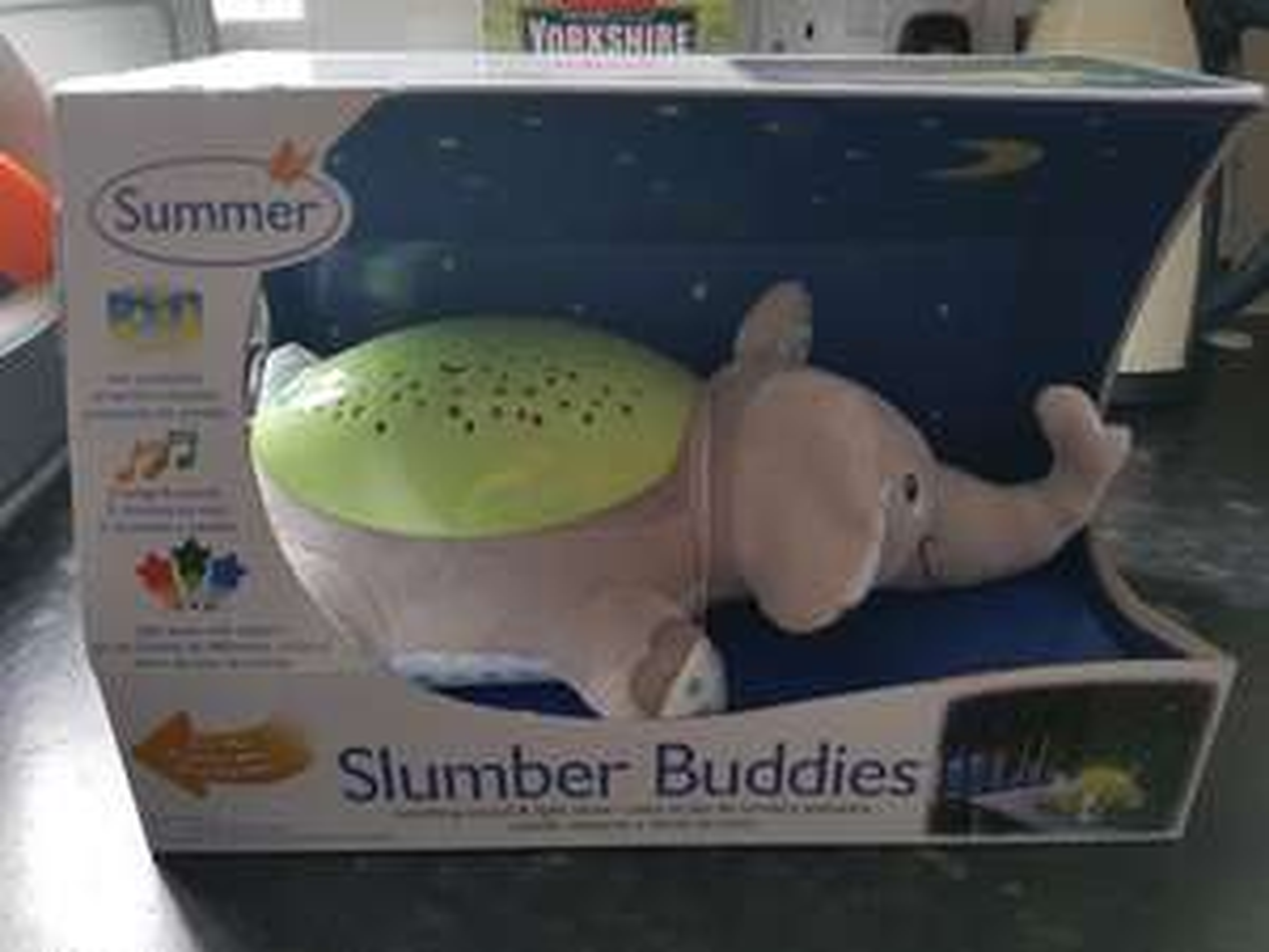 Slumber Buddies Sound & Light Show - £6.24 instore @ Tesco (Ryde)