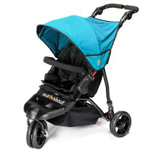 Out 'N' About Little Nipper Marine/Black £150 Or Jet Black £170 @ John Lewis