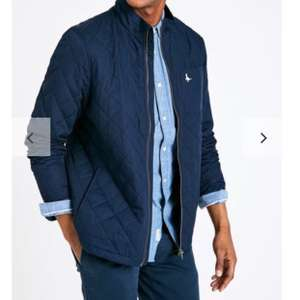 Jack wills HAMFIELDS QUILTED quilted jacket £34.95 + £3.95 delivery