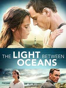 The Light Between The Oceans (movie) SD or HD for rent 99p @ Amazon and iTunes