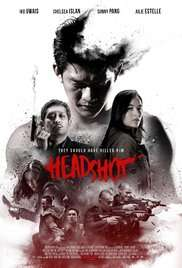 Headshot (movie) for rent SD or HD for 99p @ TalkTalkTV store