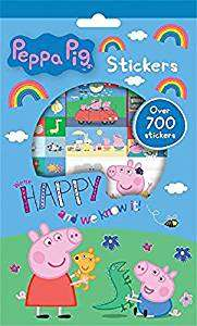 Anker Pestr Peppa Pig Stickers, 700 Piece ONLY £1.54 @ Amazon sold by EASYBOOKS DIRECT 1 :: DISPATCHED FROM OUR UK WAREHOUSE (Free Delivery)
