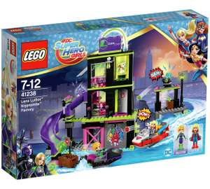 LEGO DC Super Hero Girls Lena Kryptonite Factory - £24.99 (RRP 54.99) @ Argos