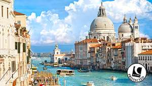 Italian 2 Night Hotel Stay (near Venice) With London Flights £69p.p @ GoGroopie