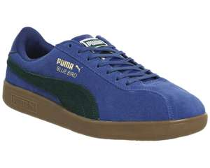 Puma Blue Bird Limoges Ponderosa Trainers - £14.40 with 20% OFF TODAY - Was £59.99 - OFFICE use code EVERY20