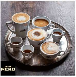 Enjoy a free hot drink at Caffѐ Nero via O2 Priority -  Today Only!