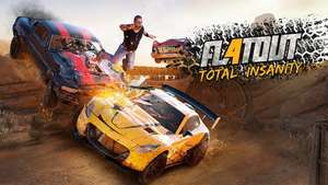 FlatOut 4: Total Insanity PC (steam) £3.37 @ Bundlestars