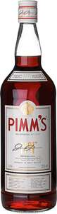Pimm's No.1 (1L) was £16.00 now £12.00 @ Tesco