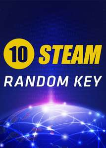 10 Random Steam Game Keys for £1.15 @ SCDKey